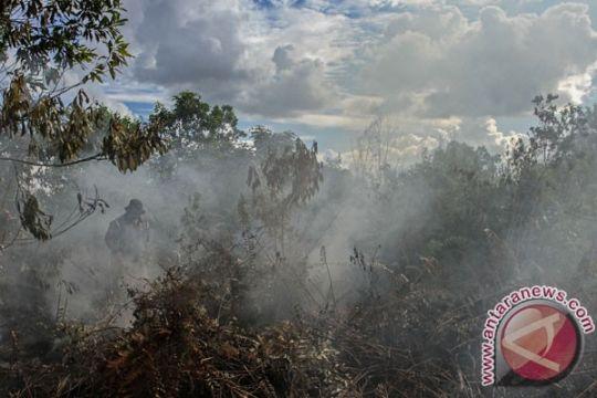 BMKG deteksi lonjakan titik panas di Riau