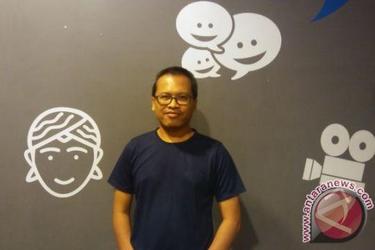 Bincang-bincang bersama penulis Eka Kurniawan