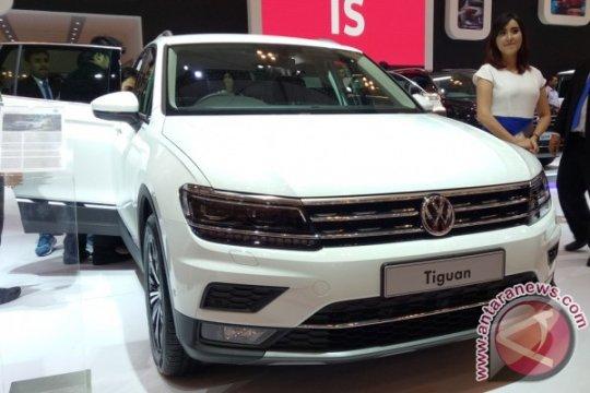 Volkswagen Tiguan generasi kedua muncul di GIIAS 2017