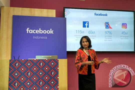 Facebook sambut baik Palapa Ring untuk pemerataan internet