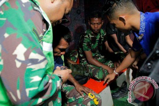 Prajurit TNI yang hanyut siap kembali bertugas
