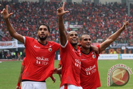 Persija ditahan imbang PSM Makassar 2-2