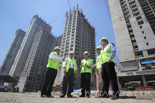Core: Begitu ekonomi pulih, sektor konstruksi bangkit
