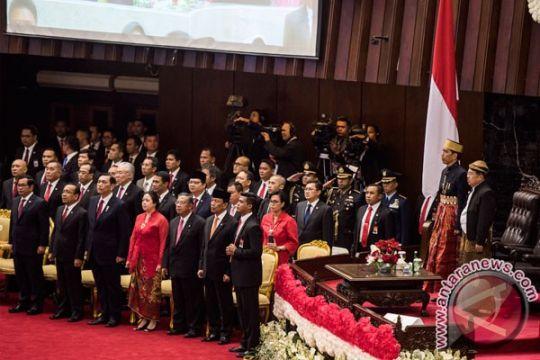 Alvara: kerja semua menteri di kabinet Jokowi-JK positif