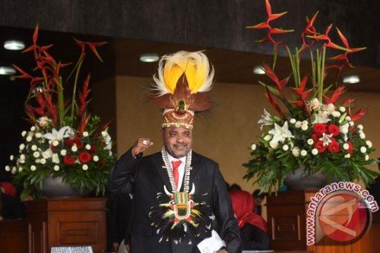Aktivis kritik penggunaan cenderawasih dalam kampanye Pemilu Papua