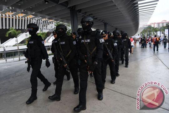 Rapper Malaysia ditangkap polisi