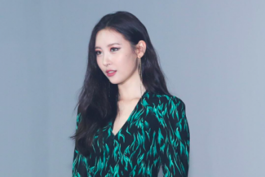 "Kelar tur dunia, diva K-pop Sunmi rilis single baru ""Lalalay"""