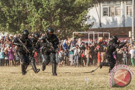 TNI miliki kemampuan tangani terorisme
