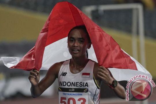 SEA Games 2017 - Triyaningsih sabet emas keenam 10.000 meter