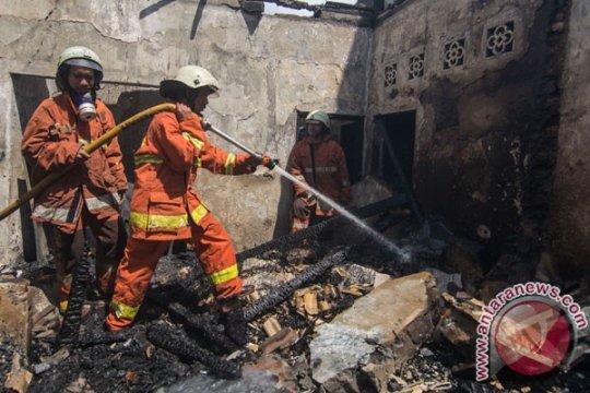 Kasus kebakaran di Jakarta Barat menurun