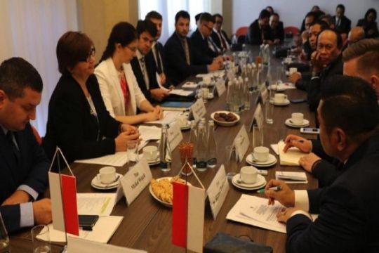 Komisi V DPR ke Polandia cari alternatif transportasi