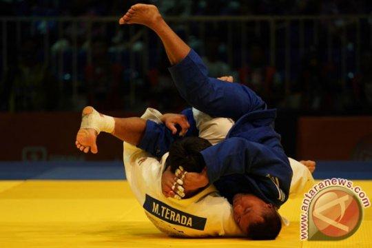 Empat judoka Indonesia bersaing di empat nomor hari ini