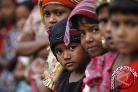 Muhammadiyah Malaysia distribusi qurban ke anak Rohingnya