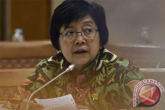 Menteri LHK-KPK koordinasi eksekusi lahan DL Sitorus