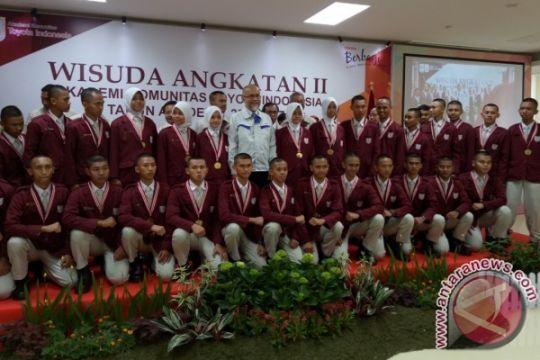 Toyota Indonesia Akademi buka jurusan Teknik Produksi Kendaraan Roda Empat