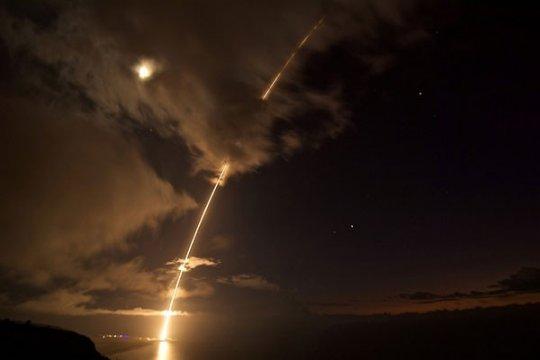 Rusia, China minta DK PBB bahas perkembangan rudal AS