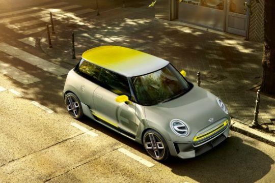 Mobil listrik Mini-E akan hadir setelah 2021
