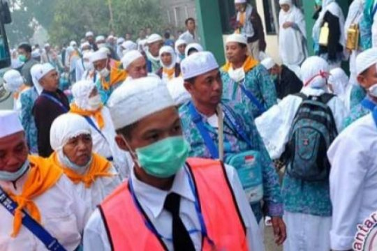 3.856 CJH Riau sudah melunasi BPIH