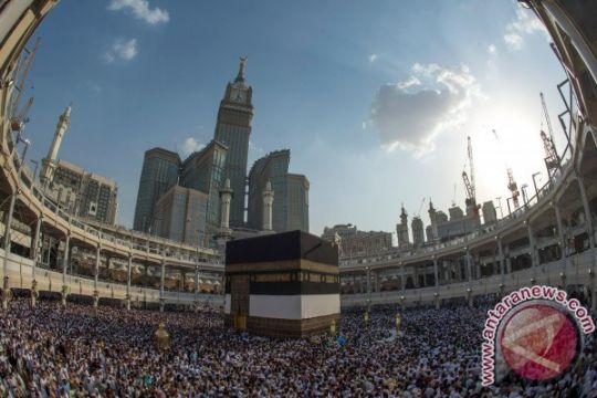 Petugas kesehatan imbau jamaah haji antisipasi suhu tinggi Saudi