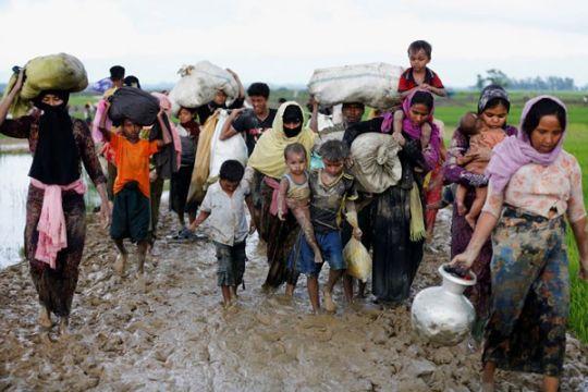 Organisasi muballigh siap bentuk dompet kemanusiaan Rohingya
