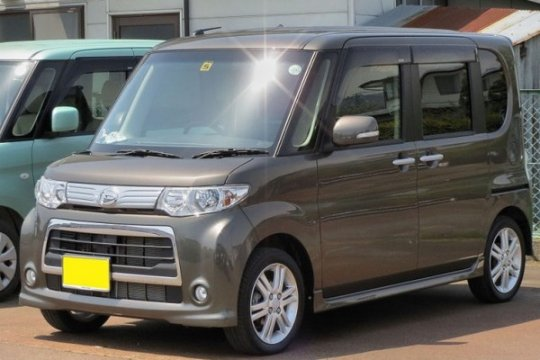 "Penjualan mobil ""Kei"" di Jepang menurun karena kenaikan pajak"