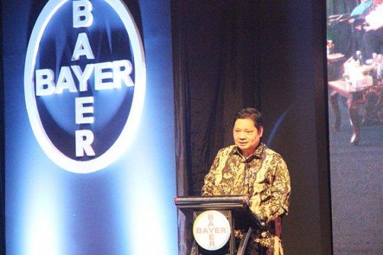 Menperin apresiasi ekspansi Bayer Indonesia