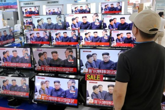 China dan Rusia kecam keras uji nuklir Korea Utara