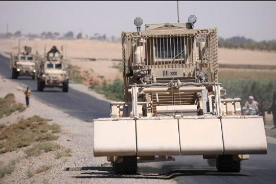 Turki akan minta AS serahkan pangkalan militernya di Suriah