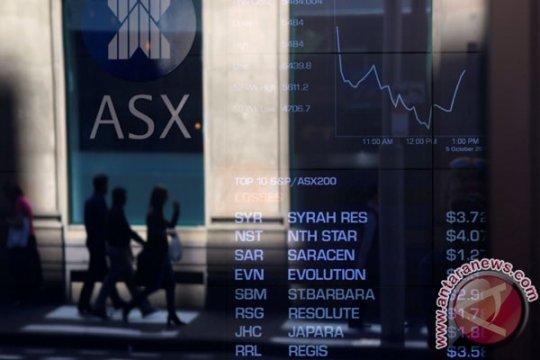 Bursa saham Australia dibuka naik tajam, seiring penangguhan tarif