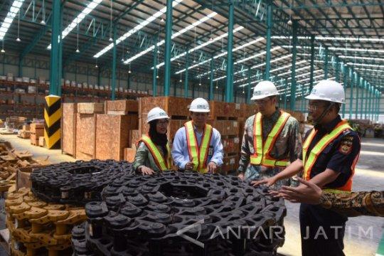 Pusat Logistik Berikat berkontribusi turunkan biaya logistik