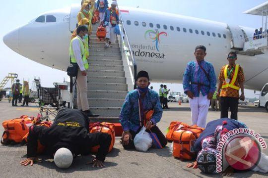 Dua peserta haji Lampung Tengah masih sakit