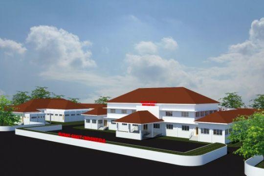 Tim pembangunan RS Indonesia kembali ke Myanmar