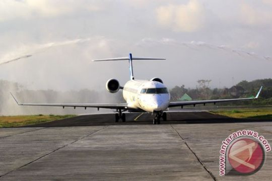 Citilink kaji penerbangan internasional ke Bandara Banyuwangi