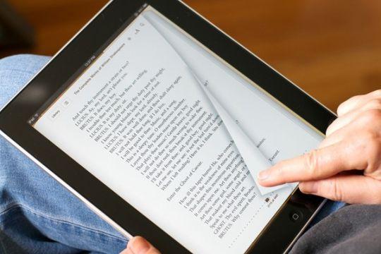 Layanan Diana di Yogyakarta sediakan ribuan buku digital