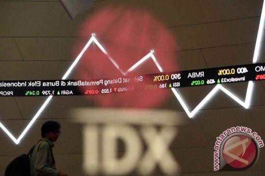 IHSG awal pekan menguat ditengah koreksi bursa Asia