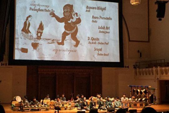 Kisah tiga dasawarsa gamelan di Inggris
