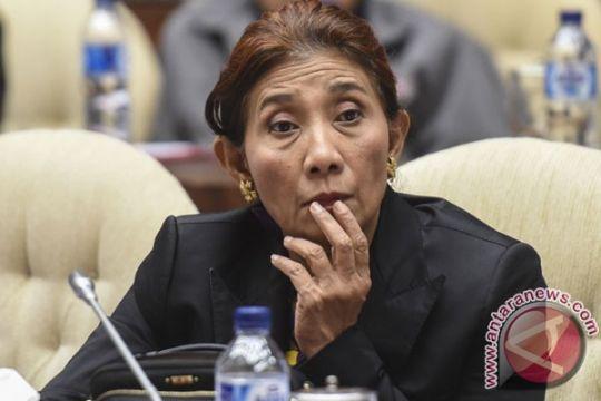 Tanggapan Susi Pudjiastuti soal penenggelaman kapal ilegal