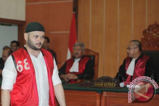Jaksa berencana eksekusi Ridho Rhoma pekan depan