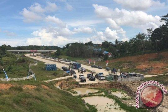 Gubernur: Jalan tol Samarinda- Balikpapan siap digunakan