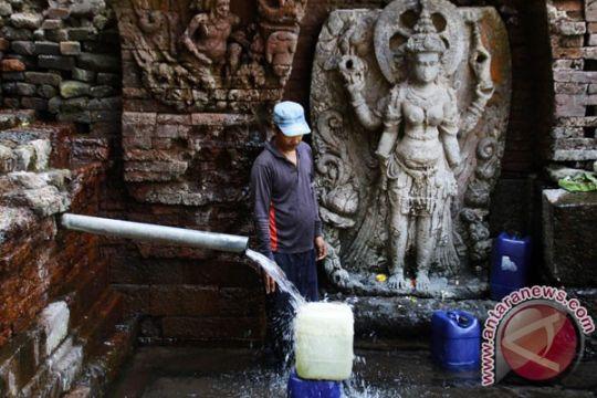 BPBD Bantul distribusikan 100 tangki air bersih