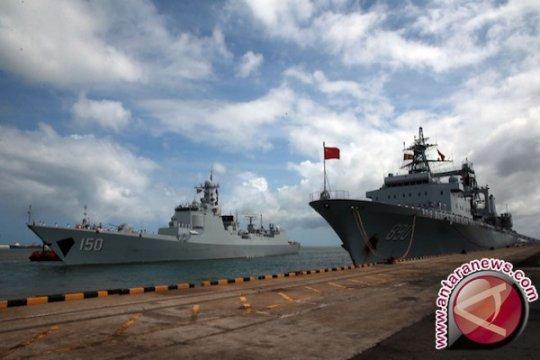 China kerahkan kapal perusak mutakhir saat isu Selat Taiwan memanas