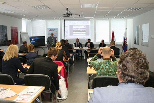 KBRI kenalkan potensi Indonesia kepada pengusaha Slowakia