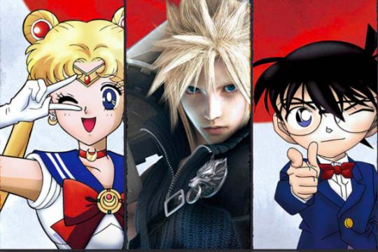 Sailor Moon dan Final Fantasy akan hadir di Universal Studios Jepang