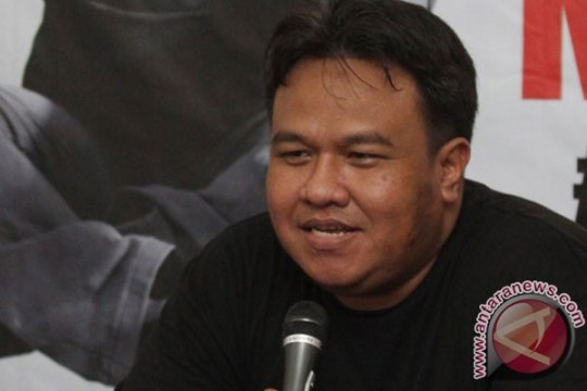 Aktivis Dandhy Dwi Laksono ditangkap Polda Metro