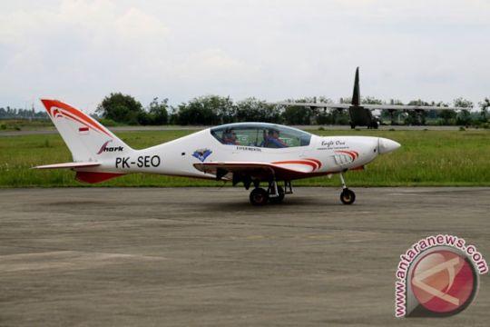 Irwandi pilih mendarat darurat dibanding lepas parasut