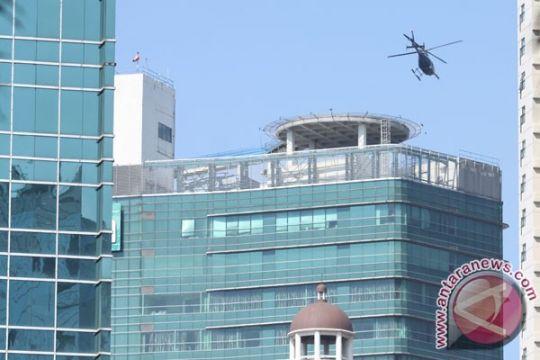 Layanan helikopter untuk area Jakarta dan sekitarnya diluncurkan
