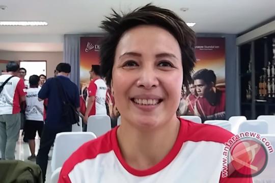 Yuni Kartika berharap emas bulu tangkis Indonesia lebih baik
