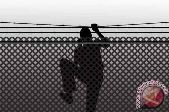 Dua tahanan kabur dari Lapas Pekanbaru