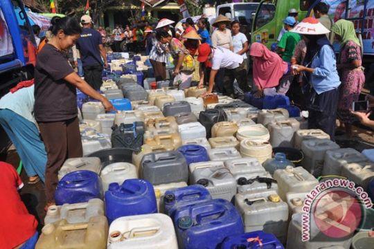 Krisis air bersih melanda 18 desa Temanggung