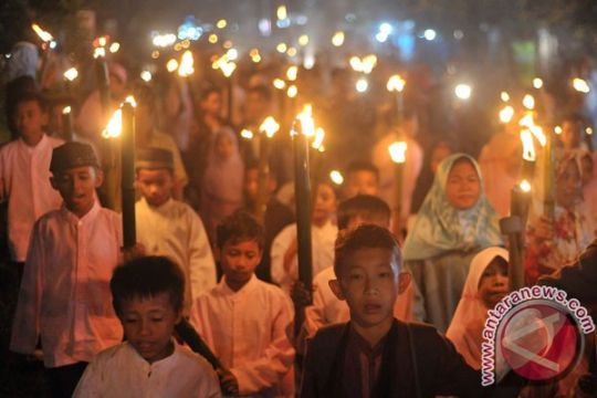 """Warga Mataram gelar tradisi """"Maleman"""""""